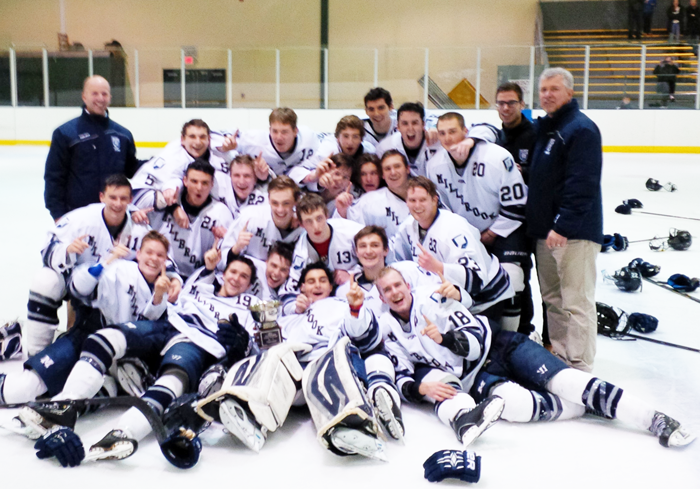 Millbrook School was the victor at the Brooks/Pingree Tournament
