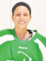 Taylor Lirakis Tewksbury/Methuen goalie