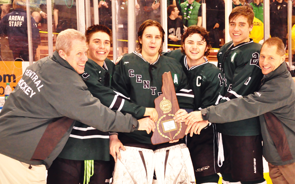 N H  D1 Championship: Central claims the crown, 3-1 - HNIB News
