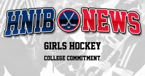 Girls Hockey:  Boston Shamrocks' Robello commits to Mercyhurst