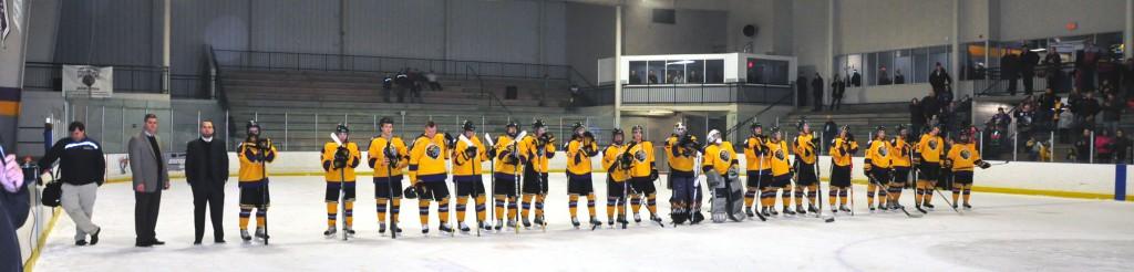New Hampshire Jr Monarchs EHL Championship