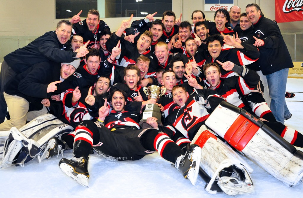 Northern Cyclones crowned Eastern Hockey League Champions