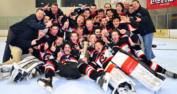 Northern Cyclones EHL Champions