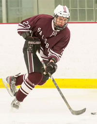 Salisbury's Mike O'Leary has commited to Cornell